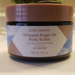 🌸 Josie Maran Whipped Argan Oil Body Butter 🌸
